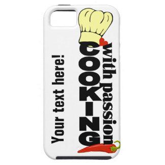 料理のカスタムなiPhone 5の穹窖 iPhone SE/5/5s ケース
