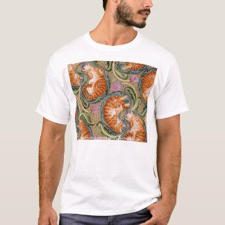 斜めのペイズリー、Darlene著斜めのPaidlsy、… Tシャツ