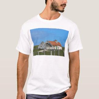 断念されたアイルランドの家 Tシャツ