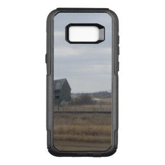 断念された農家のカナダ人の草原 オッターボックスコミューターSamsung GALAXY S8+ ケース