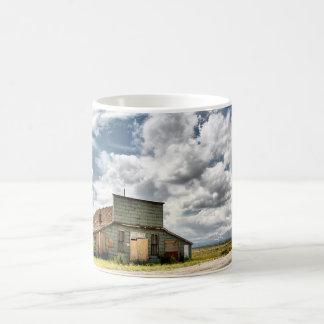 断念された雑貨店、Garo、コロラド州 コーヒーマグカップ
