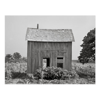 断念されたFarmhouse 1939年 ポストカード