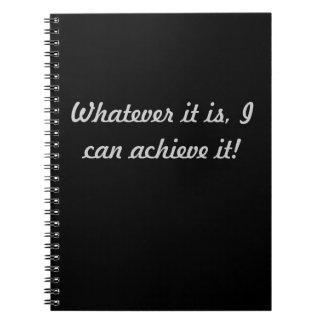 断言のノート ノートブック
