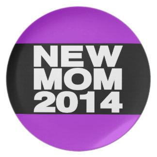 新しいお母さん2014年のLgの紫色 プレート