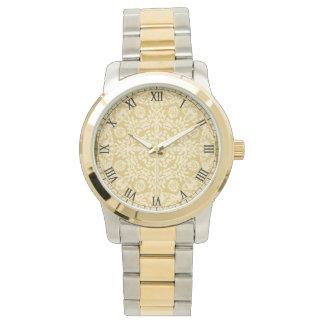 新しいのFilagreeのレースの腕時計 腕時計