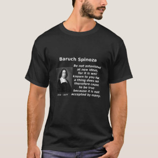 新しいアイディアのSpinoza、 Tシャツ