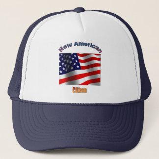 新しいアメリカの市民 キャップ