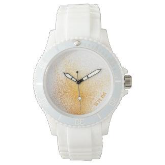 新しいオレンジスプレー 腕時計