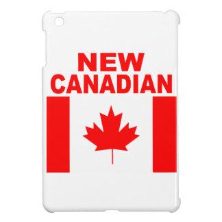 新しいカナダ人 iPad MINIケース