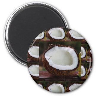 新しいココナッツシェフの健康な味の料理の食糧 マグネット