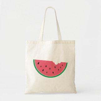 新しいスイカのスイカのフルーツの甘い健康 トートバッグ