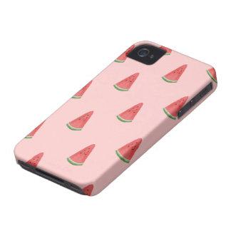 新しいスイカのiphone 4 Case-Mate iPhone 4 ケース