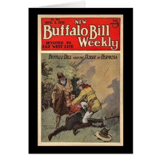新しいバッファローのビル週間第204 1916年 カード