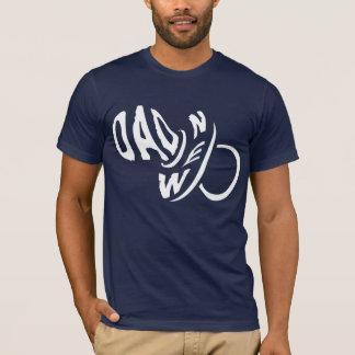 新しいパパのベビーのニップル Tシャツ