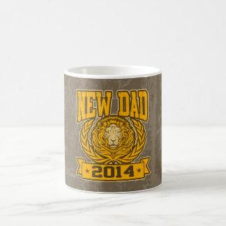 新しいパパ2014年 コーヒーマグカップ