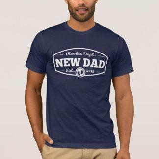 新しいパパ2018年 Tシャツ