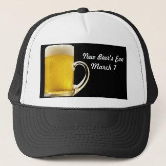 新しいビールのイブ3月の7帽子 キャップ