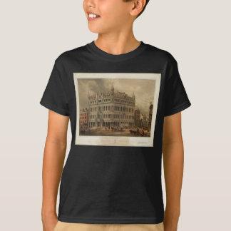 新しいフリーメーソンの寺院-ボストン(1855年) Tシャツ