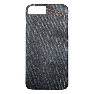 新しいブルー・ジーンズ iPhone 8 PLUS/7 PLUSケース
