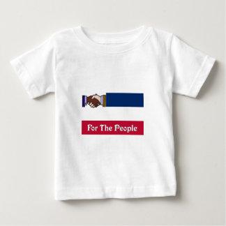 新しいミシシッピー: 人々のため ベビーTシャツ