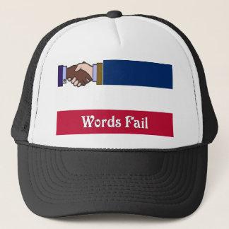新しいミシシッピー: 単語の失敗 キャップ