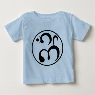 新しいモンスーンのロゴの乳児のTシャツ ベビーTシャツ
