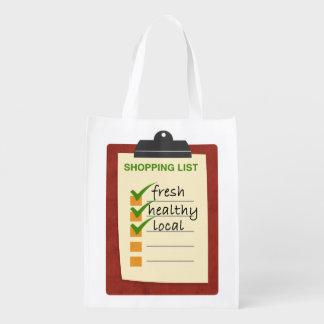 新しいローカル健康で再使用可能な買い物袋 エコバッグ