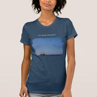 新しい世界の発見 Tシャツ