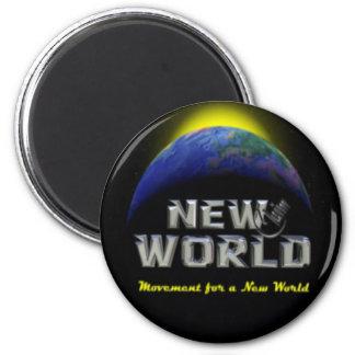 新しい世界 マグネット