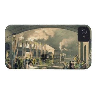 新しい十字の場所(litho)の王 Case-Mate iPhone 4 ケース