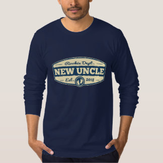 新しい叔父さん2018年 Tシャツ