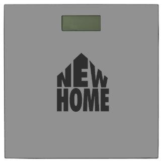 新しい家の体重計 体重計