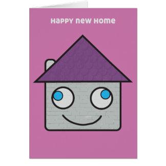 新しい家カード カード