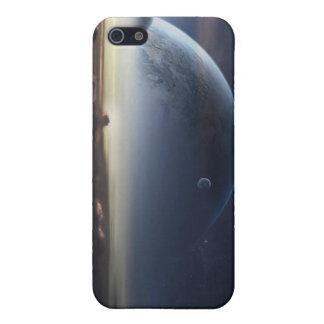 新しい惑星のiPhone 4/4s Speckの場合 iPhone 5 Cover