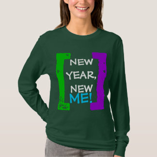 新しい新年私! Tシャツ