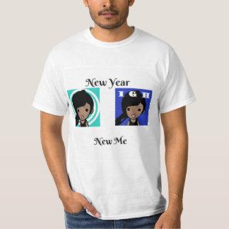 新しい新年私MERCH Tシャツ