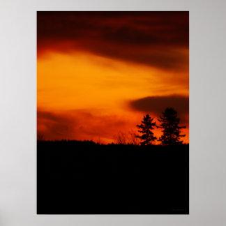新しい日の夜明け ポスター