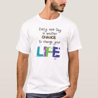新しい日のTシャツ Tシャツ