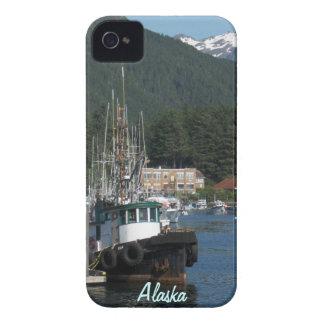 新しい日は港iPhoneの場合のアラスカ庭いじりをします Case-Mate iPhone 4 ケース