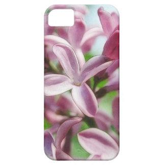 新しい春のライラック iPhone SE/5/5s ケース
