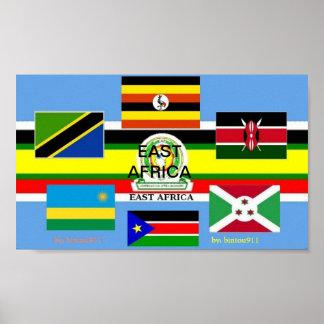 新しい東アフリカ ポスター