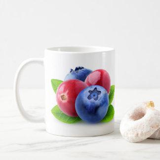 新しい果実 コーヒーマグカップ