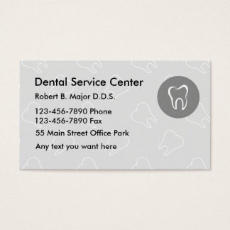 新しい歯科名刺 名刺