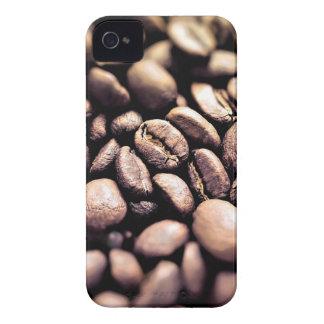 新しい焼かれたコーヒー豆 Case-Mate iPhone 4 ケース