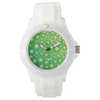 新しい熱帯泡 腕時計