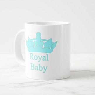 新しい王子-王室のなベビー! ジャンボコーヒーマグカップ