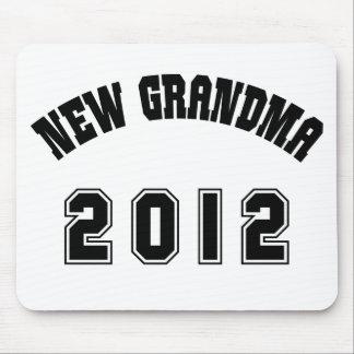 新しい祖母2012年 マウスパッド