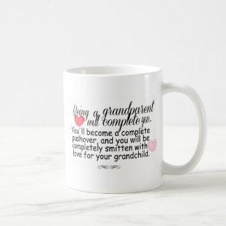 新しい祖父母 コーヒーマグカップ