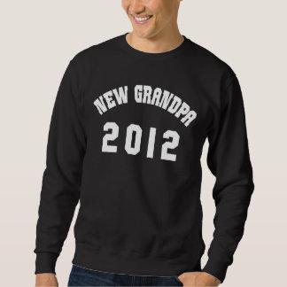 新しい祖父2012年 スウェットシャツ