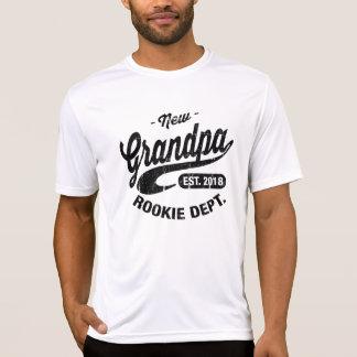 新しい祖父2018年 Tシャツ